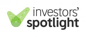 Investors' Spotlight kokybės ženklas