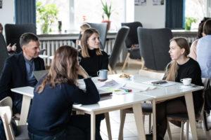 5 technologijomis grįsti studentų sprendimai efektyvesniam miesto išteklių valdymui