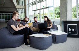 Mokymasis kitaip: KTU GIFTed talentų akademijos narių projekte – realūs sprendimai verslo įmonėms
