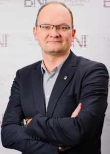 KTU alumnas ekonomiskas Mindaugas Bičkauskas