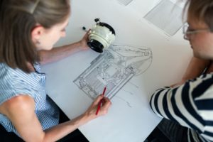 KTU studentė E. Stankevičienė: inžineriniai mokslai nėra skirti tik vyrams