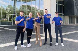 Geriausi Europoje: KTU studentų komandų laimėjimai pasauliniame skaitmeninės rinkodaros konkurse GOMAC 2021